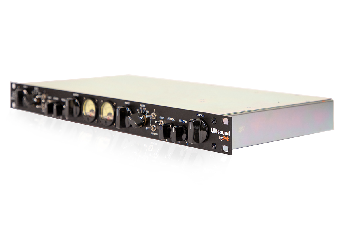 276 Dual Channel FET Compressor